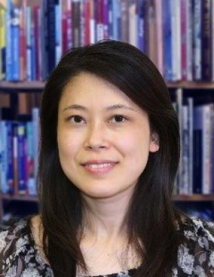 Professor Ying Zheng, Chair of Chemical Reaction Engineering, University of Edinburgh